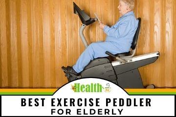 9 best exercise peddler for elderly