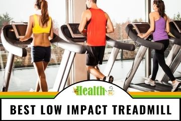 low impact treadmill