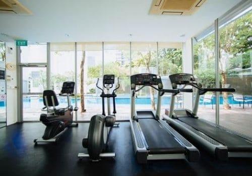 hiit workout on the treadmill