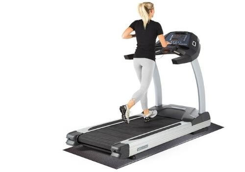 inclining treadmill