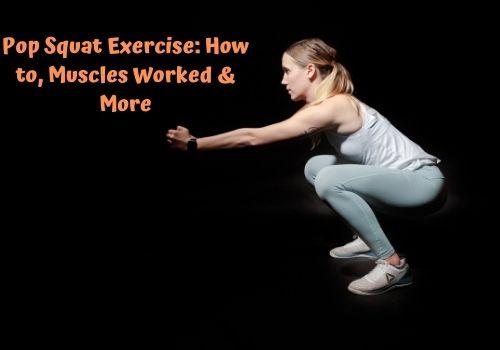 pop squat exercise