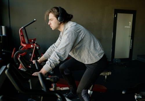 calories burned stationary bike