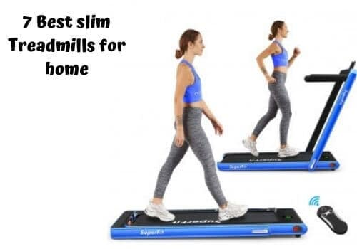 best slim treadmill