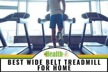wide belt treadmill