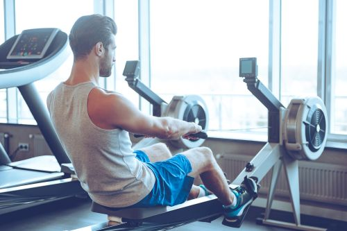 is rowing good for your back