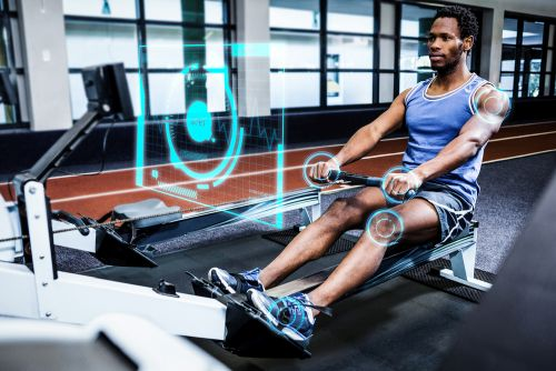 does the rower work your abs