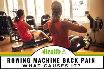 rowing machine back pain