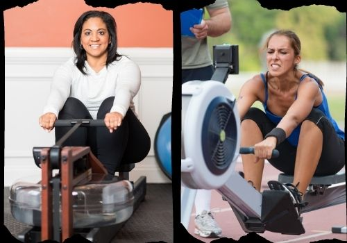 which is better water rowing machine or magnetic rowing machine?